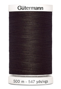 Gutermann Sew All (500M) (Brown)