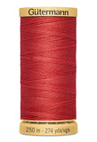 Gutermann COTTON 250M  (Red)