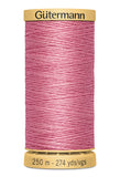 Gutermann COTTON 250M  (Pink)