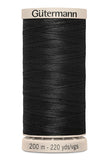 Gutermann QUILTING (200M) (Dark)