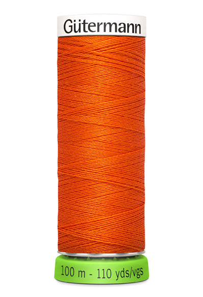 Gutermann Recycled Polyester SEW ALL 100M (Orange)