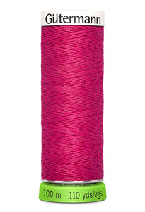 Gutermann Recycled Polyester SEW ALL 100M (Pink)