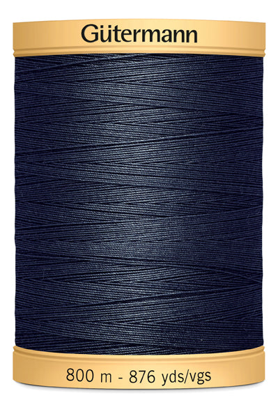 Gutermann COTTON 800M  (Dark)