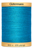 Gutermann COTTON 800M  (Blue)