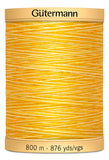 Gutermann COTTON 800M  (Yellow)