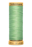 Gutermann Cotton Thread (100M) (Green)