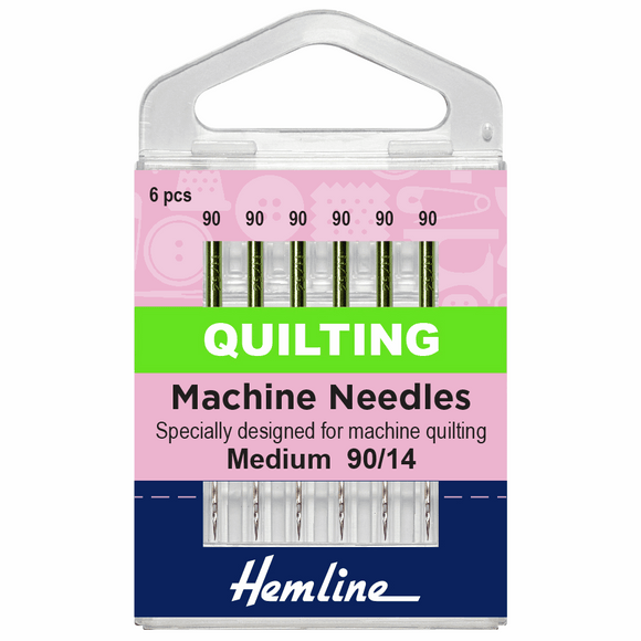 Hemline Quilting Machine Needles