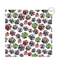Marvel Character Cotton - Marvel Mania