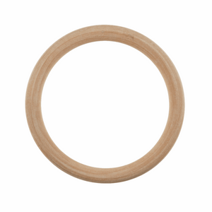 Wooden Craft Ring 10cm