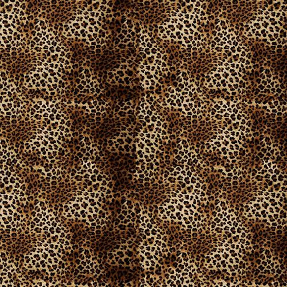 Chatham Glyn Crafty Cotton - Leopard Print