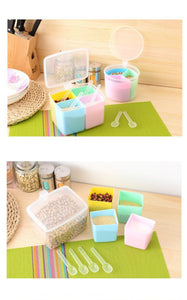 1pcs Spice Jar Seasoning Box