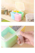 Load image into Gallery viewer, 1pcs Spice Jar Seasoning Box