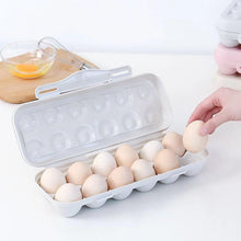 Load image into Gallery viewer, 12 Grid Stackable Egg Storage Box