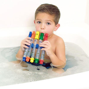1Pcs Water Flute Toy