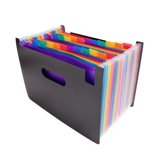 12/24-Layer Big Document Bag