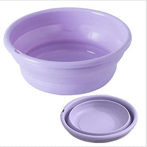 Basin Collapsible Plastic Washbasin