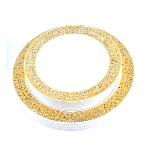 Design Wedding Party Plates