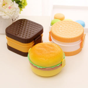 Double Tier Lunch Box