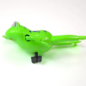 Wind-Up Swim Frogs Kids Toy