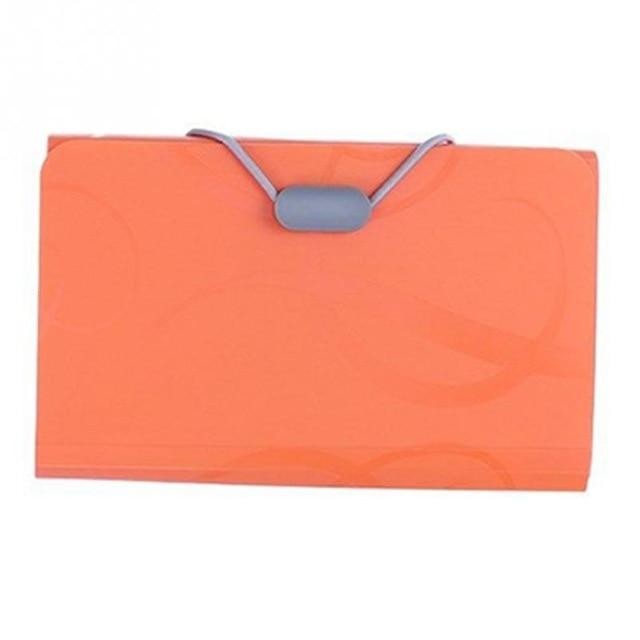 Bill Pockets Document Bag
