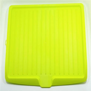 Dishes Sink Drain Plastic tray