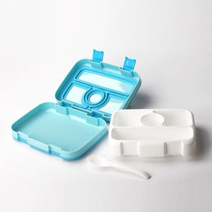 Microwavable Square Lunch Box