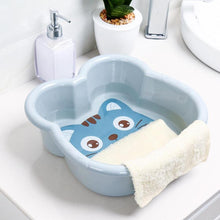 Load image into Gallery viewer, Hot 1PC Washbasin Plastic Basin Cute Cartoon
