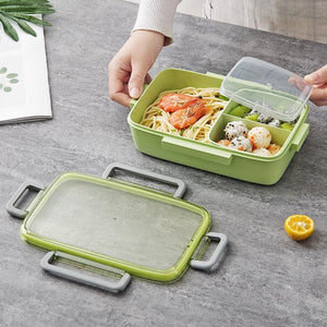 MeyJig Microwave Lunch Box