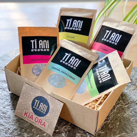 Ti Ani Compostable Packaging