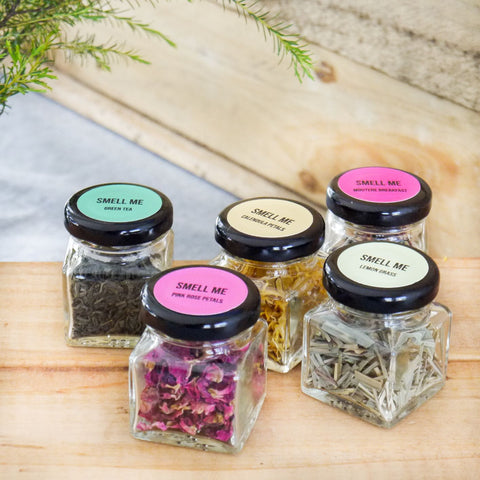 Ti Ani Tea Smell Jars