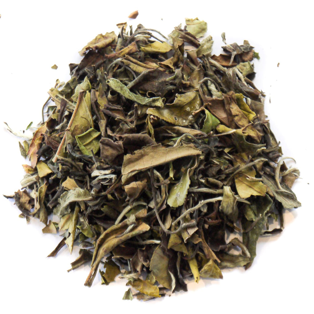 White Loose Tea
