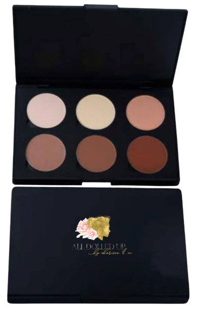 Contour & Highlight Palette Powder Kit (Light-Medium)