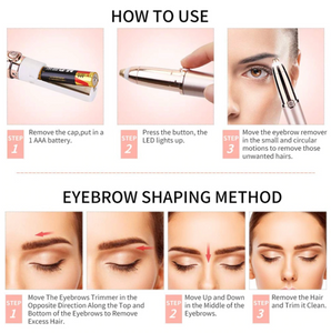 Painless Eyebrow Hair Removal Pen