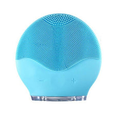 Load image into Gallery viewer, Facial Deep Pore Cleaning Cleansing Brush
