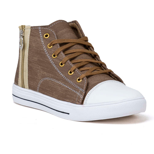 Men's Grey Casual Shoe