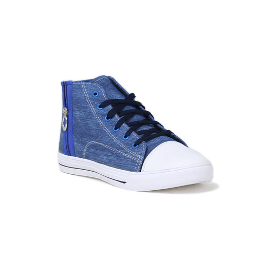 Men's Blue Casual Shoe