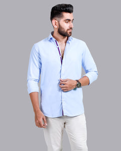 Bollywoo- SONU KE TITU KI SWEETY Blue Casual Shirt