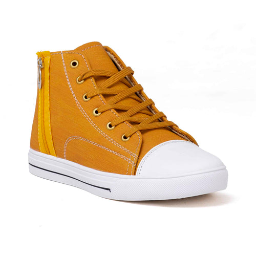 Men's Yellow Casual Shoe
