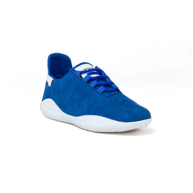 Men's Blue and white casual shoes