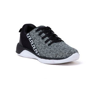 Men's Grey and white Casual Shoe
