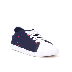 Men's Blue Casual Sneaker Shoe