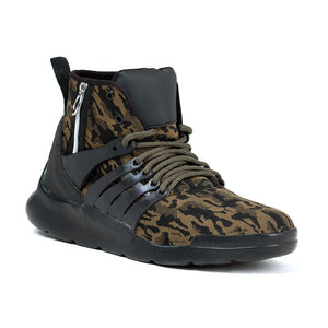 Men's Camouflage Sports Running Shoe