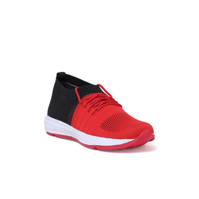 Men's Red and Black Sports shoes