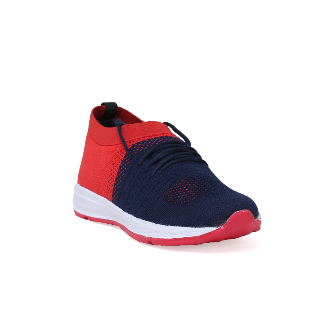Men's Red and Blue Sports shoes