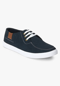 Men's Dark Blue Casual Sneaker Shoe