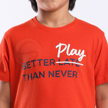 Load image into Gallery viewer, Stain Repeller Orange Tees - Better Play Than Never