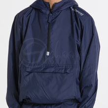Load image into Gallery viewer, Travel/Riding Friendly Outdoor Convertible Pack port Suit Navy