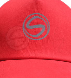 Voonik Defenders- Red Classic Detachable Cap shield