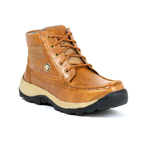 Men's Light brown trekking boots
