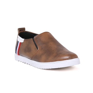 Men's Brown Casual Shoe